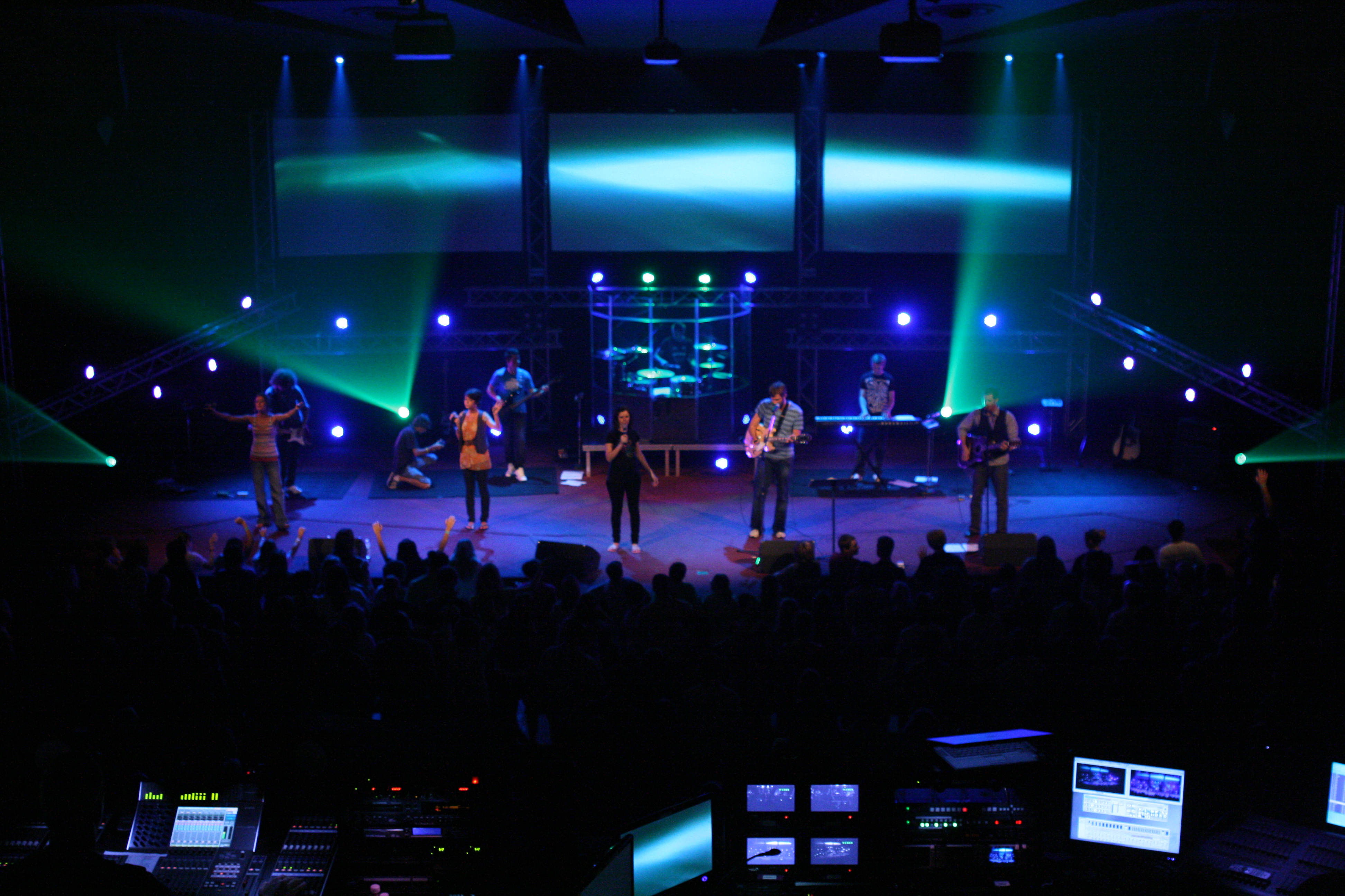 Awesome Worship Stage Design Ideas Images - harmonyfarms.us ...